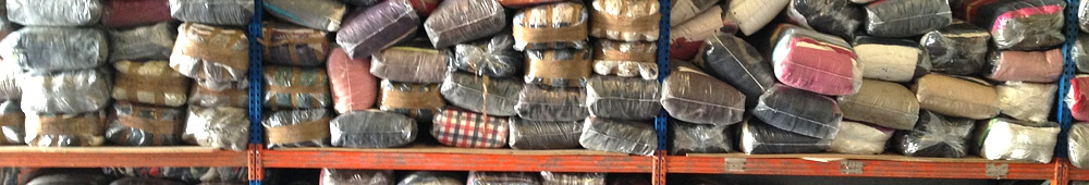 empresa ropa usada stock